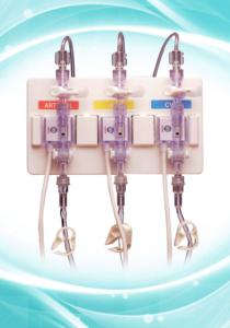 Одноразовый датчик кровяного давления